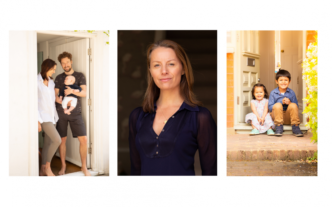 A lockdown world – Family Photography North London